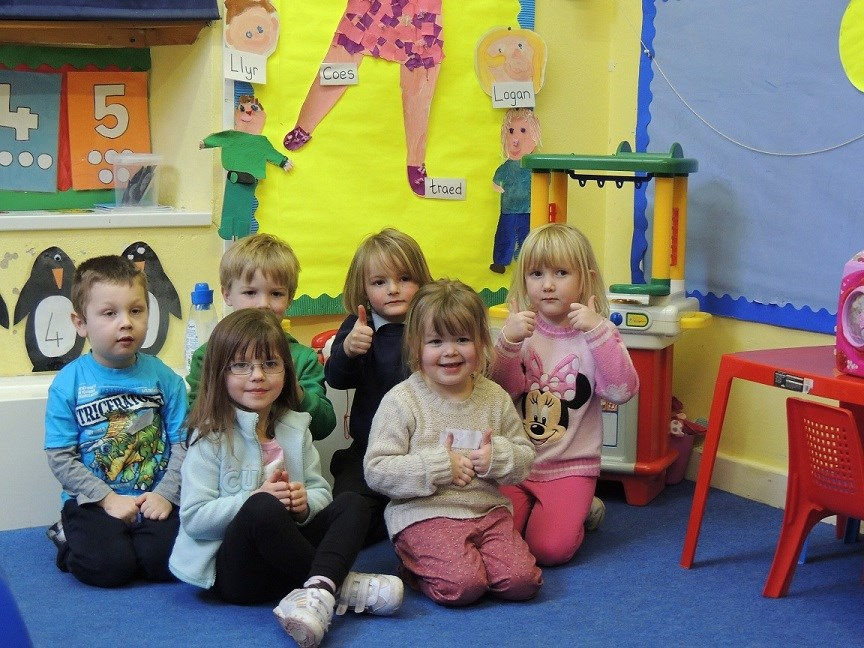 SAVE OUR VILLAGE PRE-SCHOOL (MEITHRIN)